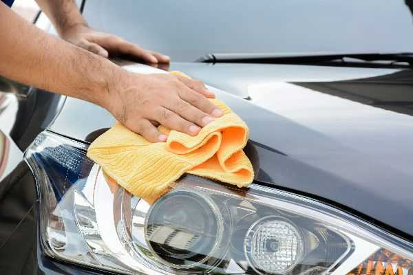 Car detailing - Seaford - Crash Repair Specialists - Burns & Hanson