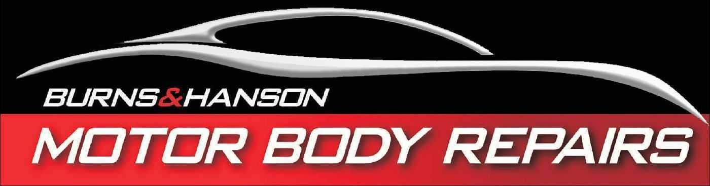 Burns and Hanson Motor Body Repairs 8327-3324
